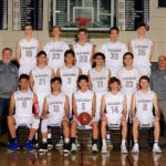 2018 Boys Varsity Basketball Team Picture