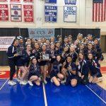 Varsity Cheer CCS Champions
