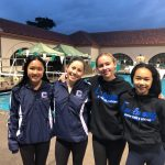 Carlmont Girls Divers Results at the CCS Diving Championships