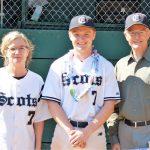 2019 Varsity Baseball Senior Day Pictures