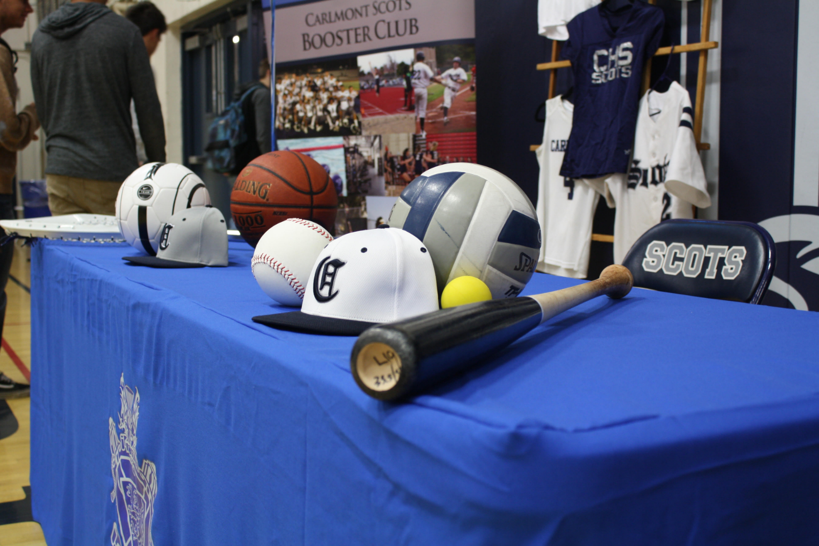 2019 Signing Ceremony – Carlmont Graduating Seniors Headed to Collegiate Sports