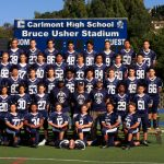 2019 JV Football Team Photo