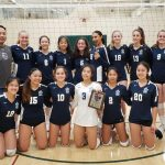 Girls Varsity Volleyball falls to Lowell 2 – 0 in the Gold Bracket Finals