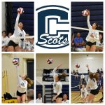 Girls Varsity Volleyball beats Burlingame 3 – 2