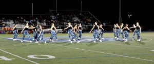 2020 Dance Team-at Homecoming Game