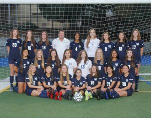 2019-2020 Girls Soccer Team Photos