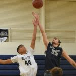 2019-20 Basketball-Boys-Var Alumni Game