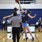 2019-20 Basketball-Girls-Var Alumni Game