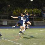2020 Soccer-JV-Girls vs Aragon 4-5