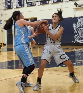 2020 Basketball-JV-Girls vs.Hillsdale 42-23