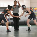2019-20 Wrestling vs. Woodside