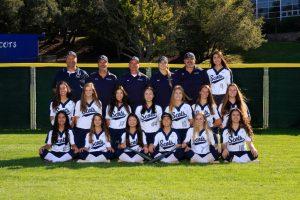 Varsity and JV Softball Team Photos