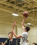 2019-20 Basketball-Boys-JV vs.MenloSchool 52-33