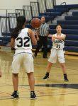 2019-20 Basketball-Girls-Frosh vs.Wallenberg 45-2