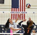 2019-20 Volleyball-Girls-Frosh vs.Woodside