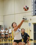 2019-20 Volleyball-Girls-Frosh vs.MA