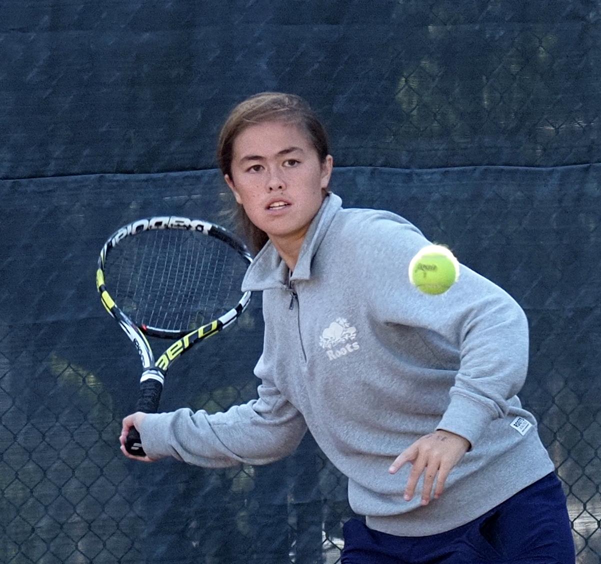 2019-20 Tennis-Girls vs.Burlingame