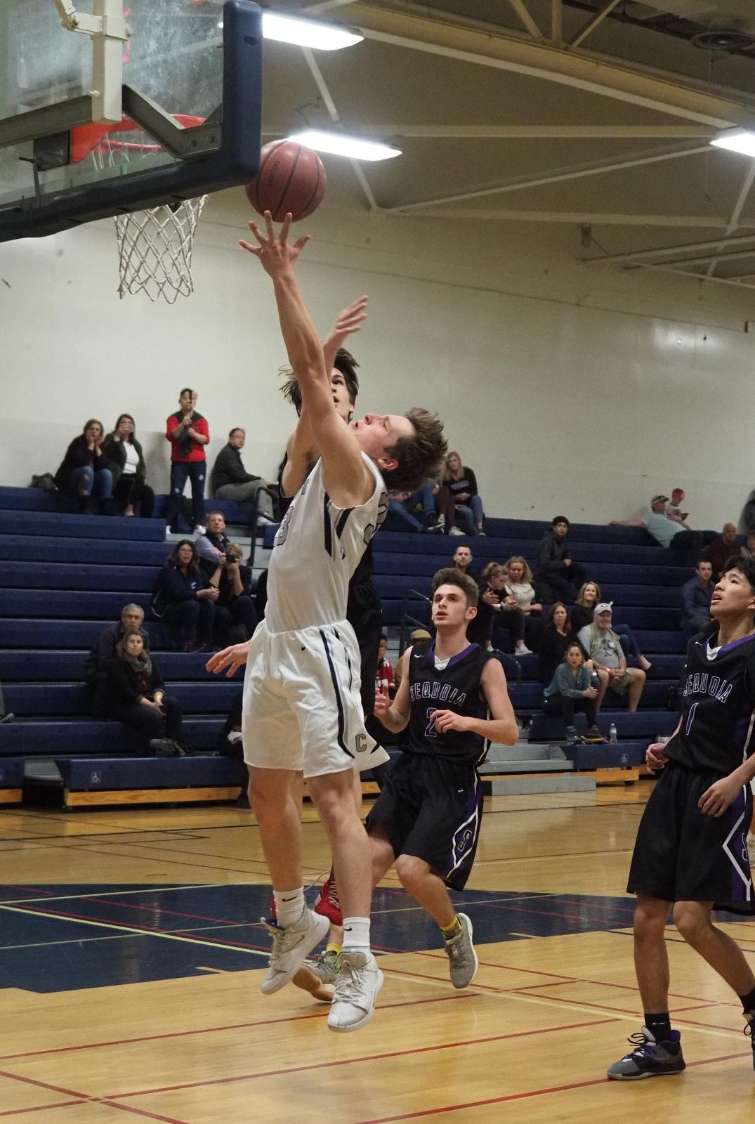 2019-20 Basketball-Boys-JV vs.Sequoia 63-32