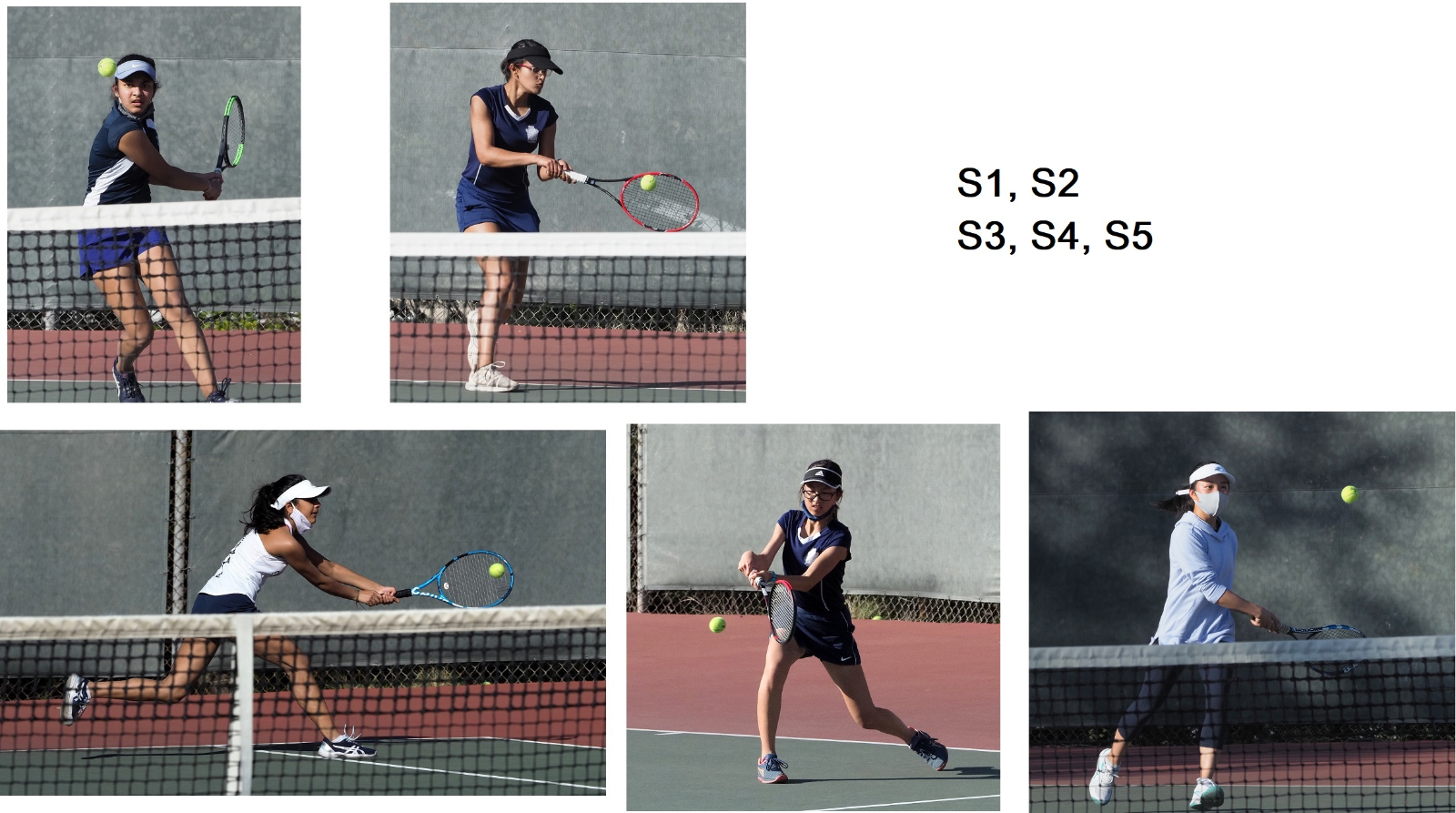 2020-21 Tennis-Girls vs.Sequoia, Singles, Senior Game, Mar-25-21