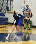2020-21 Volleyball-Girls-Var vs.Sequoia, 3-0, Apr-29-21