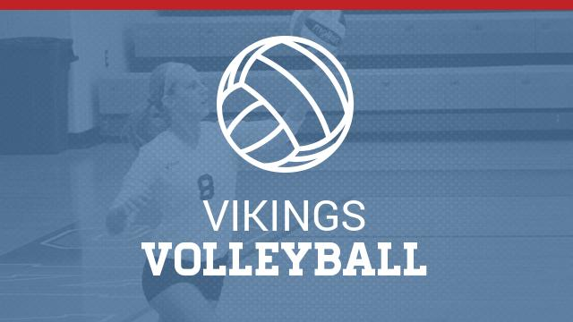 VASJ VOLLEYBALL – Vikings' season ends with sectional final loss to NDCL