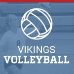 VASJ VOLLEYBALL – Vikings sweep North