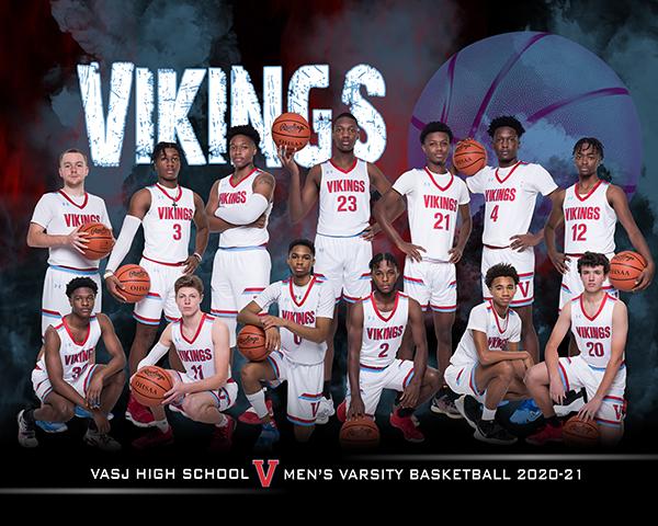 Viking Winter Sports Team Photos