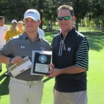 Tyler Koch 2015 Superintendent's Cup Champion