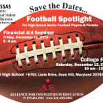 Football Spotlight Event 2015