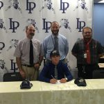 Cameron Butler to Clarion Division 1 Wrestling