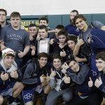 Wrestling Potomac Division Champions