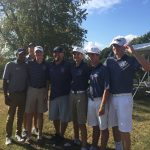 La Plata High School Coed Varsity Golf finishes 1st place