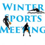 Winter Sports Pre-Season Information Meeting – Nov 6