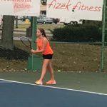 Girls Tennis back on Track, defeats Niles