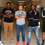 Howland Football Players Receive Inland District Honors