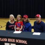 Dylan Keller Signs Letter of Intent with Dayton