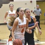 Girls Basketball starts season with victory over Lakeview
