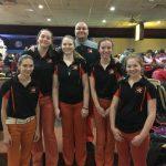Girls Bowling Team Shines at State Kickoff