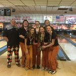 Girls Bowling Wins MLK Tournament in Niles