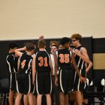 8th Grade Boys Lose Nail-Biter to Warren