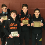 MS Wrestling Sees Great Success at Twinsburg