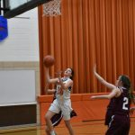 7th Grade Girls Fall to Boardman in Semi-Finals