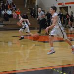 7th Grade Boys' BB Lose to Youngstown East in Semi-Finals