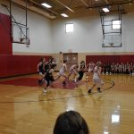 8th Girls' BB vs. Canfield