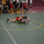 HMS Wrestling Finishes 5th in League Tournament