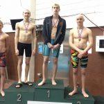Freshman Jared Mindek Qualifies For State Swim Meet