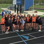 HMS Girls' Track Finishes Undefeated Season Winning Trumbull County Championship!