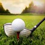 Girls Golf competes in OHSAA DI Tournament at Pine Lakes