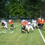 Middle School Football vs Lakeview
