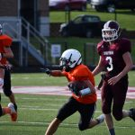 HMS Football Falls to Boardman